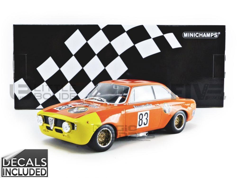 ALFA-ROMEO GTA 1300 JUNIOR - DRM 1972