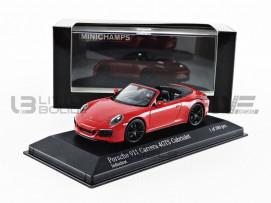 PORSCHE 911 / 991 CARRERA 4 GTS CABRIOLET - 2016