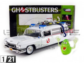 CADILLAC GHOSTBUSTERS - ECTO 1 (SCALE 1:21)
