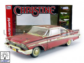 PLYMOUTH FURY - CHRISTINE - DIRTY VERSION 1958