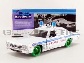 DODGE MONACO - BLUES BROTHERS CHICAGO POLICE 1980