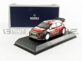 CITROEN C3 WRC - RALLYE DE POLOGNE 2017