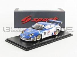 PORSCHE 911 / 966 GT3 RS - LE MANS 2002