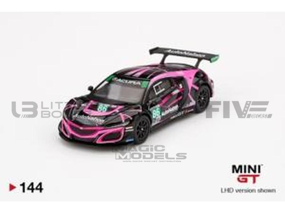 ACURA NSX GT3 EVO - WINNER DE CLASSE IMSA 2019