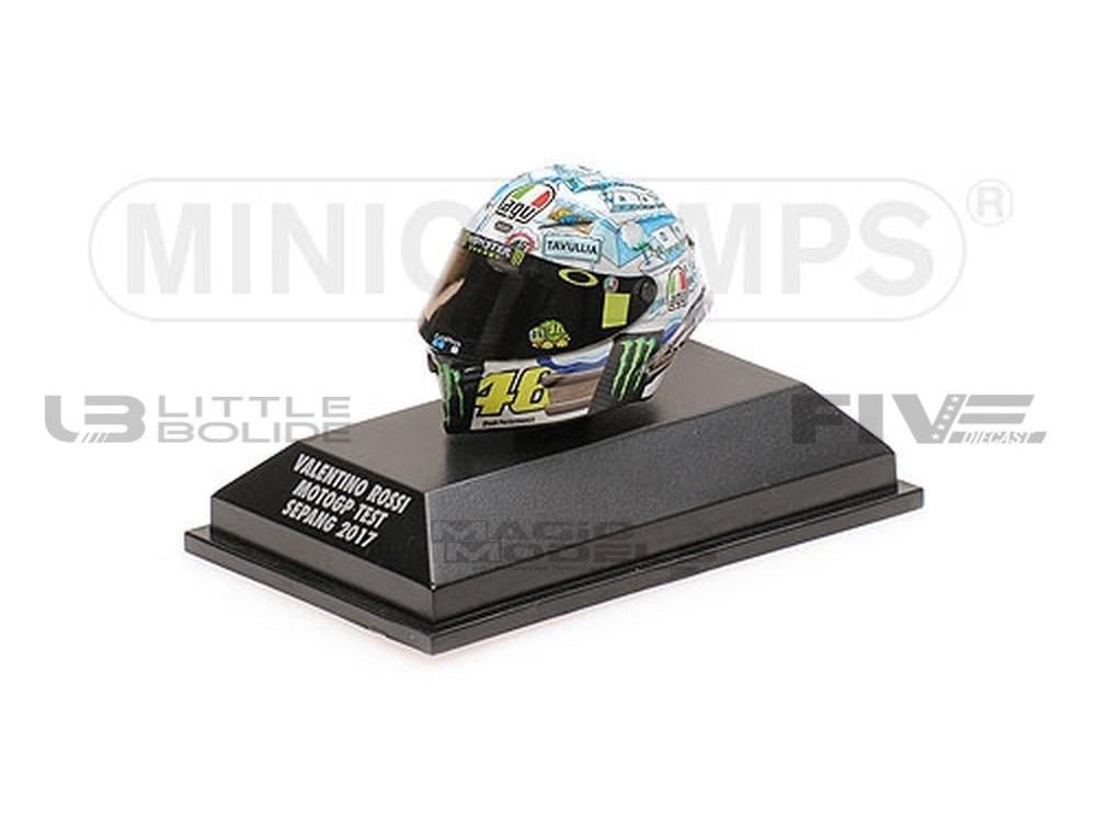 AGV CASQUE MOTO GP TEST SEPANG GP 2017