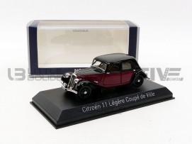 CITROEN TRACTION 11 LEGERE COUPE DE VILLE - 1935