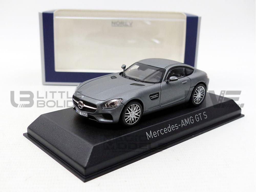 MERCEDES-BENZ AMG GT S - 2015