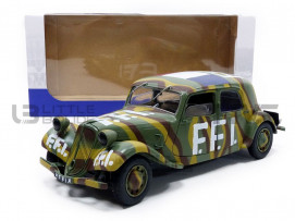 CITROEN TRACTION FFI - 1944
