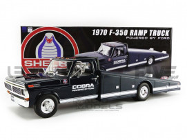 FORD F350 RAMP TRUCK - COBRA 1970