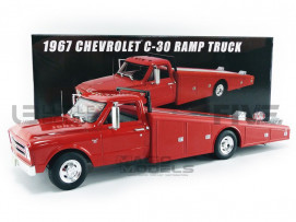 CHEVROLET C-30 RAMP TRUCK - 1967