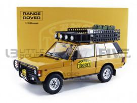 RANGE ROVER RANGE - CAMEL TROPHY 1981