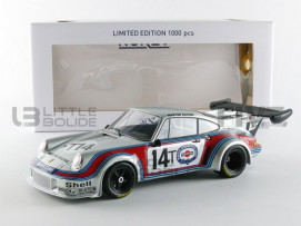 PORSCHE 911 RSR TURBO 2.1 - TEST SPA 1974
