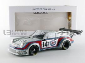 PORSCHE 911 RSR TURBO 2.1 - TEST SPA 1974