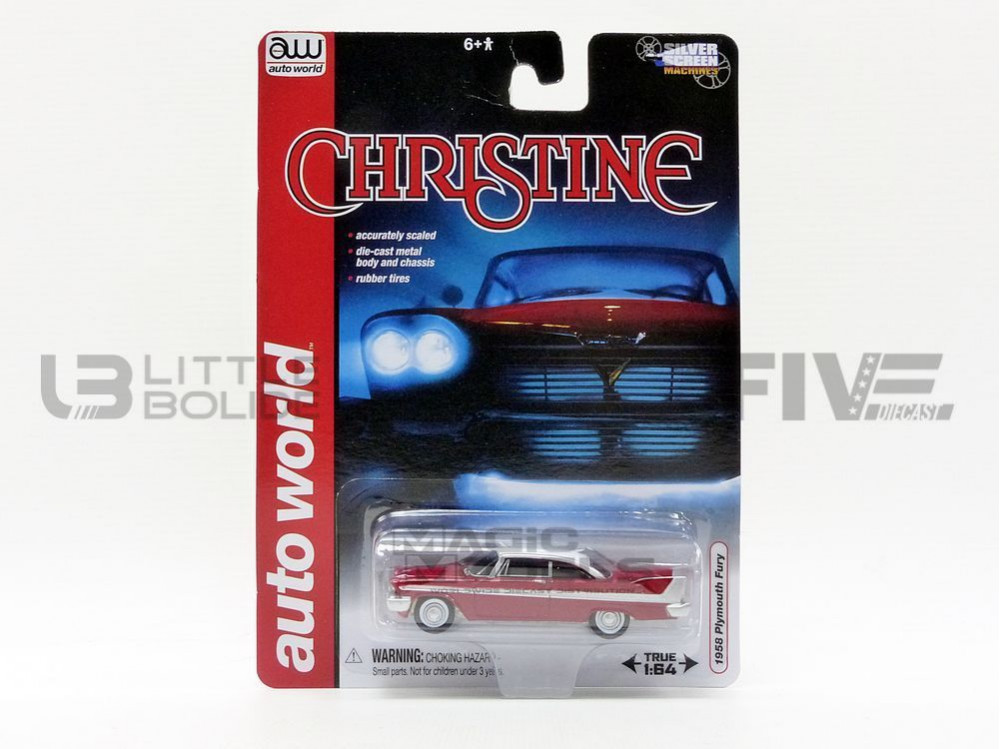 PLYMOUTH FURY - CHRISTINE - 1958