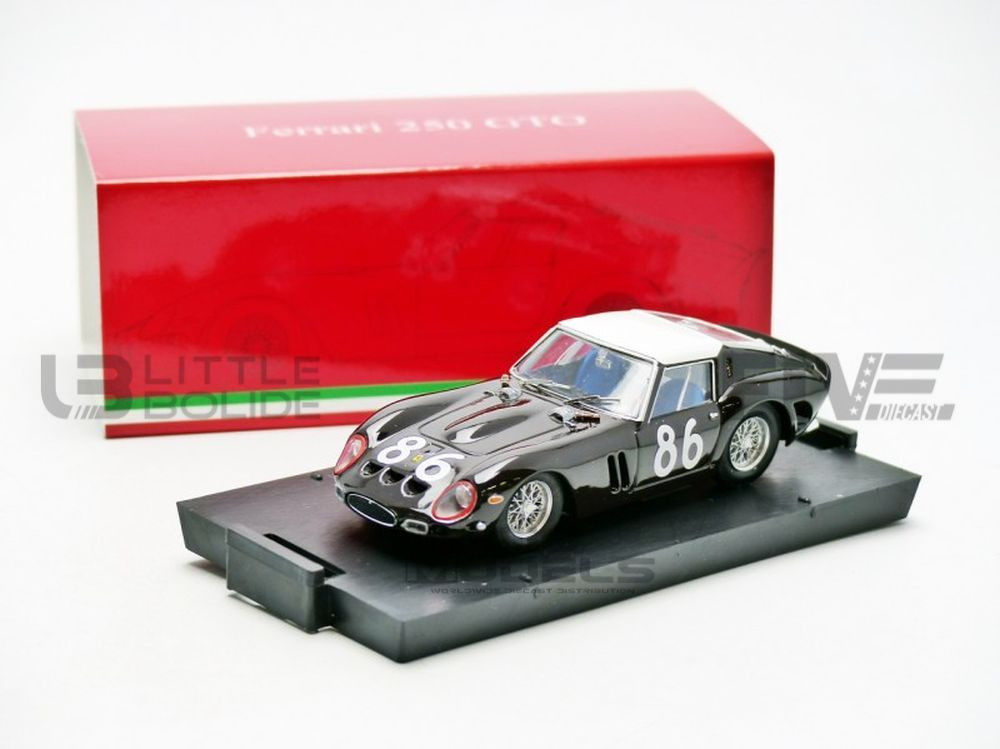 FERRARI 250 GTO - TARGA FLORIO 1962