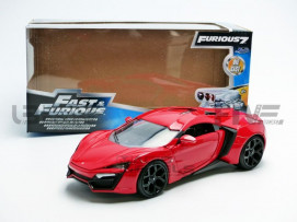 LYKAN HYPERSPORT - FAST AND FURIOUS 7