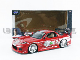 MAZDA RX-7 - FAST AND FURIOUS - 1995