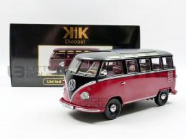 VOLKSWAGEN COMBI T1 SAMBA BUS - 1962