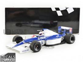 TYRRELL FORD 018 - GP USA 1990