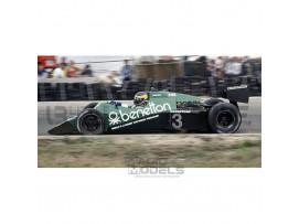 TYRRELL FORD 012 - F1 - 1983