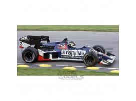 TYRRELL FORD 012 - GP ANGLETERRE 1984