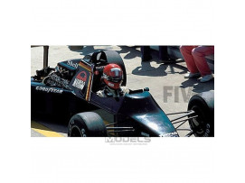 TYRRELL FORD 012 - F1 ALLEMAGNE 1984