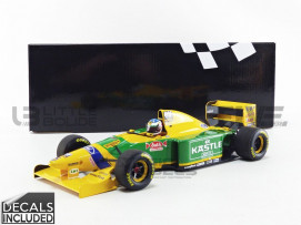 BENETTON FORD B193 - ALLEMAGNE - 1993