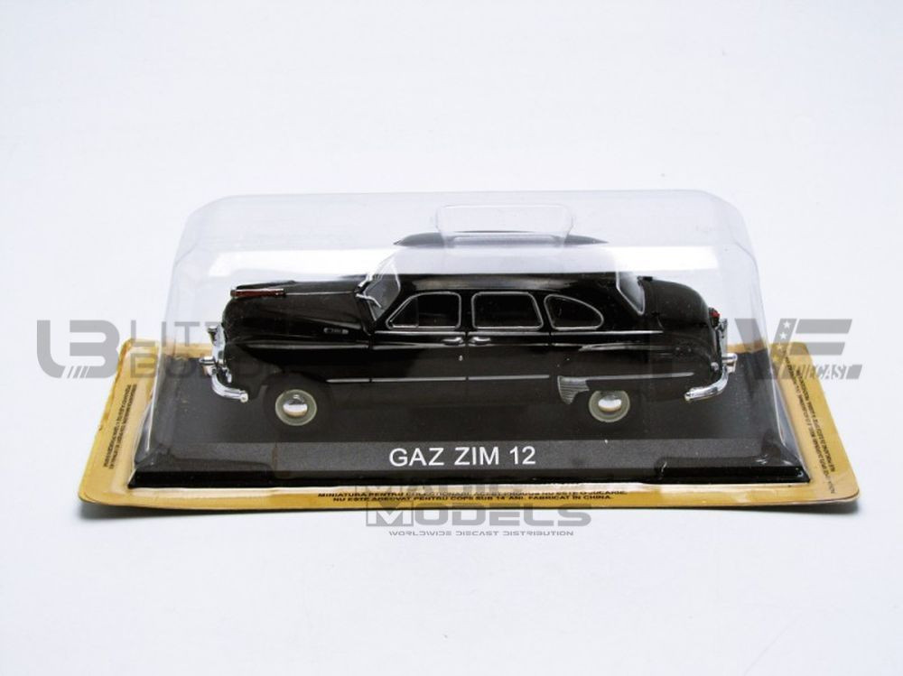 GAZ ZIM 12