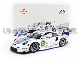PORSCHE 911 RSR LMGTE PRO - LE MANS 2019