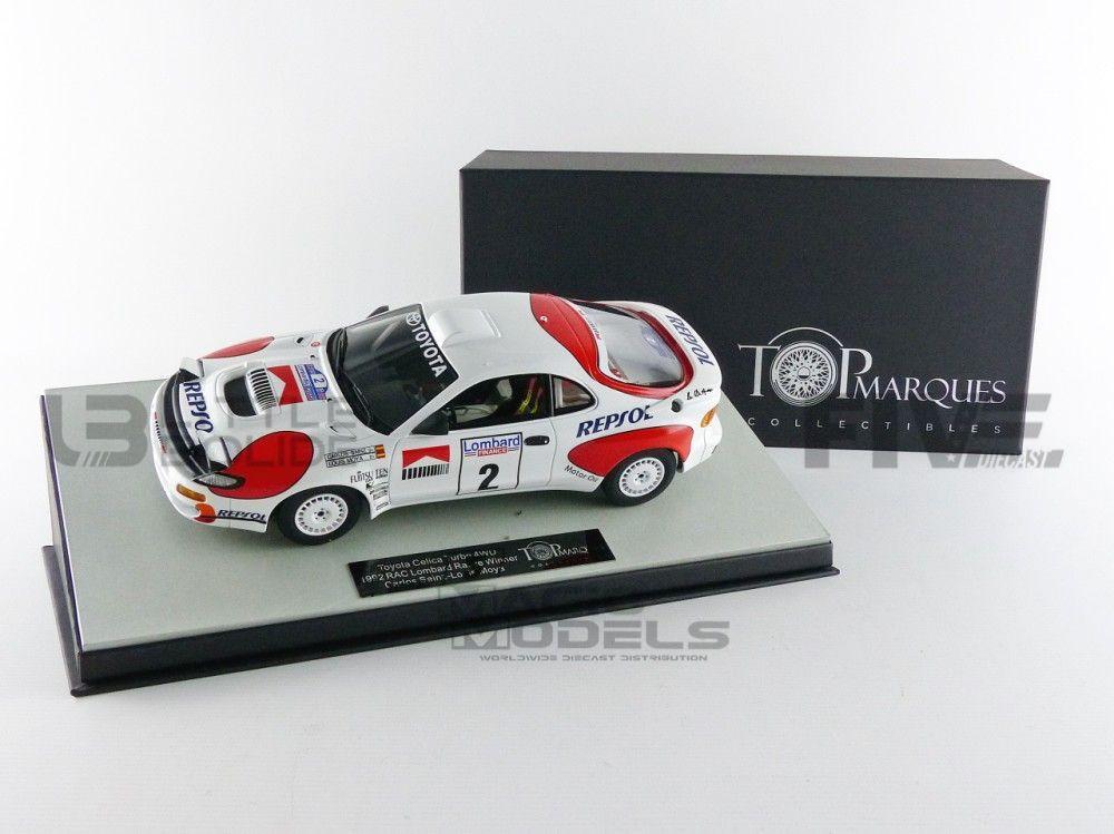 TOYOTA CELICA GT4 - WINNER RAC RALLY 1992
