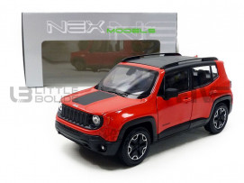 JEEP RENEGADE TRAILHAWK - 2017