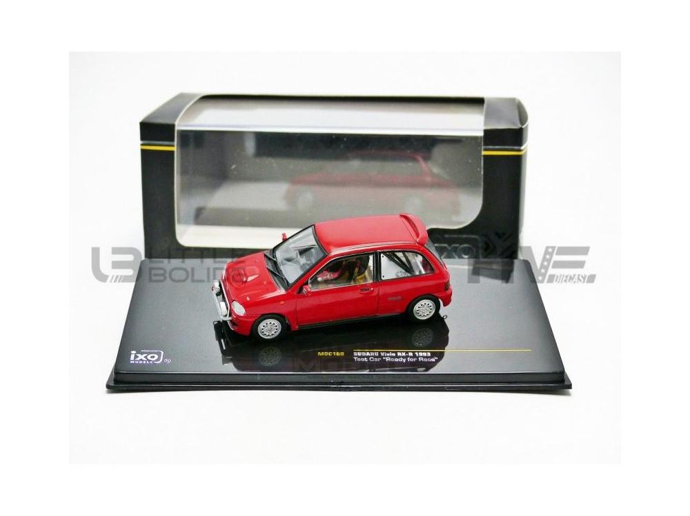 SUBARU VIVIO RX-R - READY TO RACE 1993