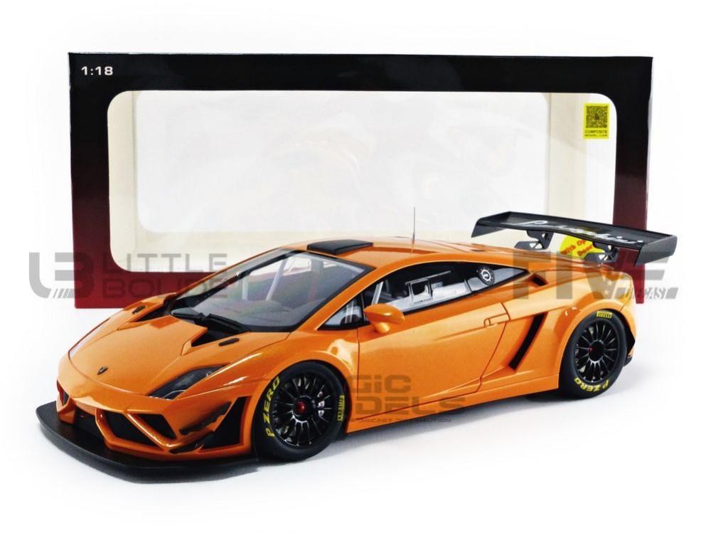 LAMBORGHINI GALLARDO GT3 FL2 - 2013