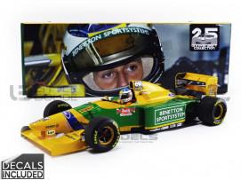 BENETTON FORD B193B - GP SAN MARINO 1993