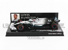 MERCEDES GP F1 W10 EQ POWER + - GP ALLEMAGNE 2019
