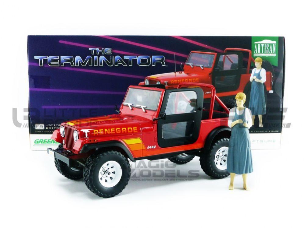 JEEP CJ-7 - THE TERMINATOR 1983