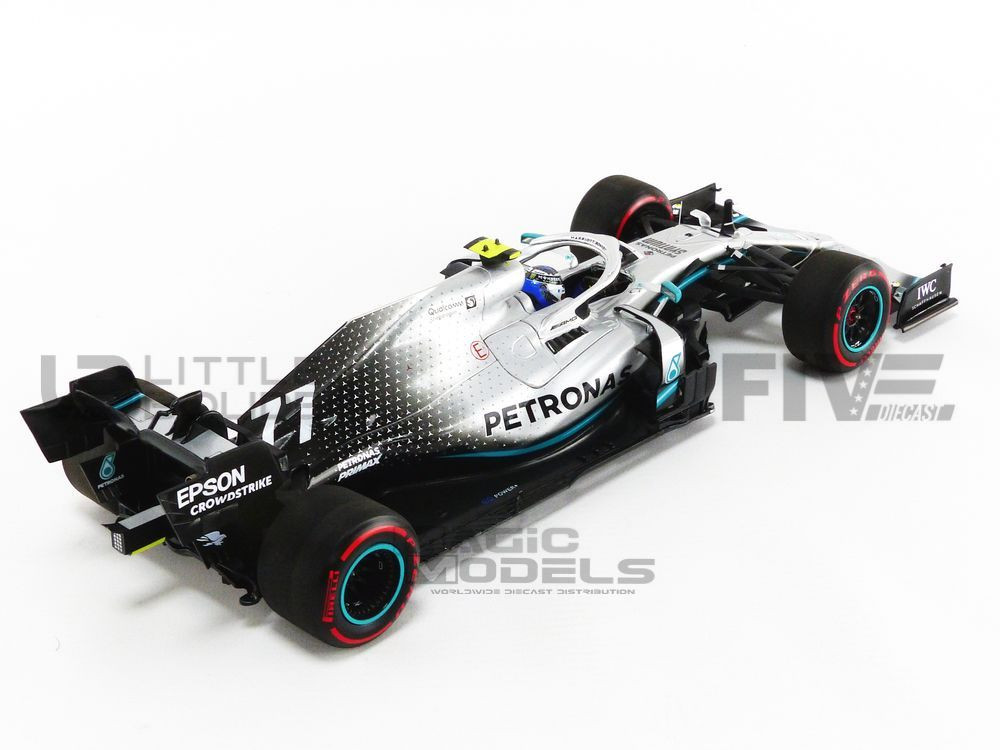 MERCEDES-BENZ F1 W10 EQ POWER + - BRITISH GP 2019 - Five ...