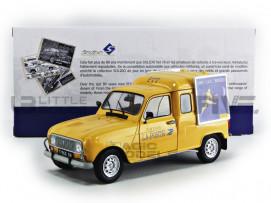 RENAULT R4 F4 - LA POSTE 1975