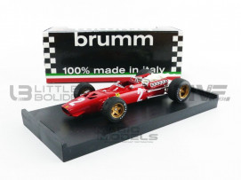 FERRARI 312 F1 - ITALIAN GP 1967