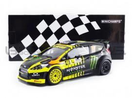FORD FIESTA RS WRC - WINNER MONZA RALLY 2013