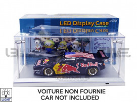 DISPLAY CASE SHOW-CASE 1/18TH - LED