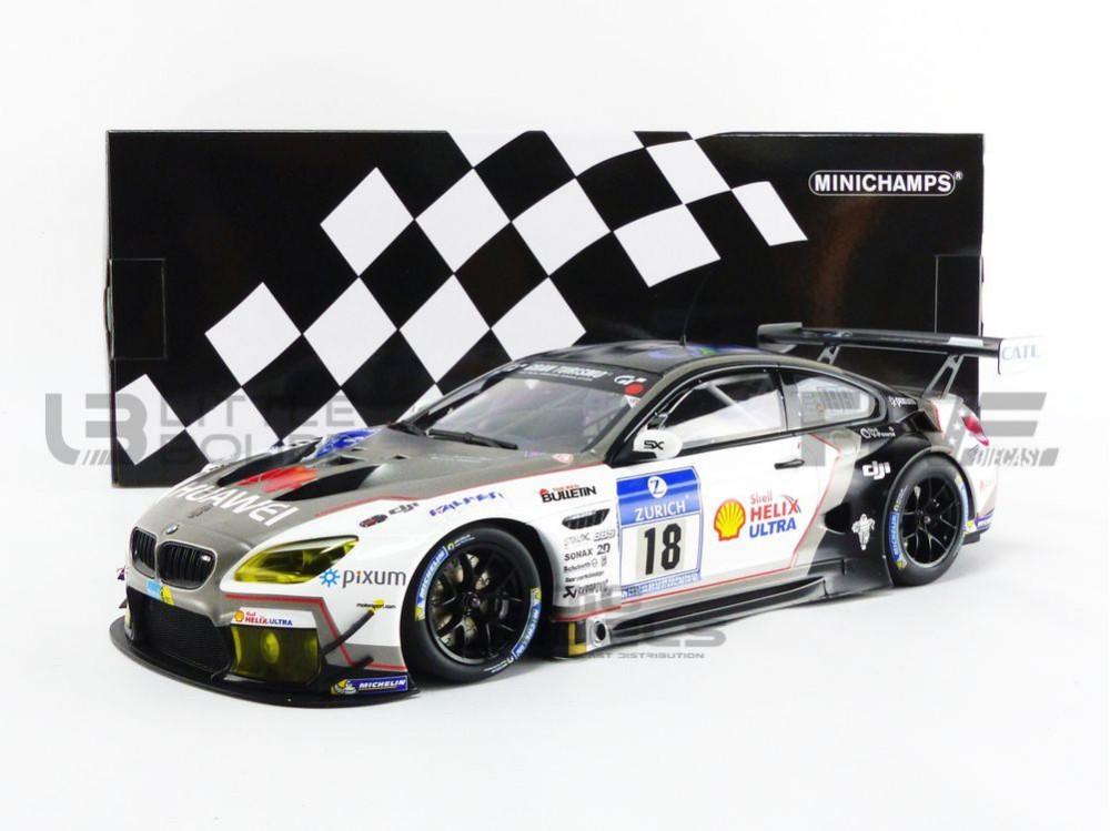 BMW M6 GT3 - 24H NURBURGRING 2016