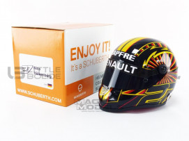 CASQUES NICO HULKENBERG RENAULT F1 - GERMAN GP 2019