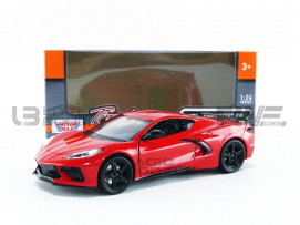 CHEVROLET CORVETTE C8 STINGRAY - 2020