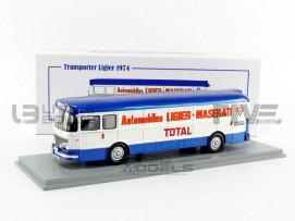 LIGIER TRANSPORTEUR LIGIER F1 1974