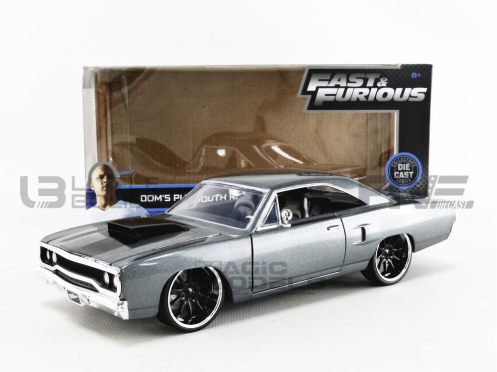 PLYMOUTH ROAD RUNNER - DOM - FAST AND FURIOUS