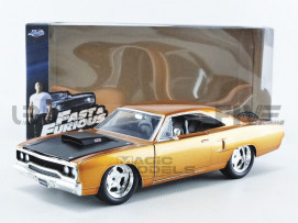PLYMOUTH ROAD RUNNER - FAST AND FURIOUS