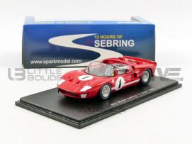 FORD GT40 MK2 - WINNER 12H DE SEBRING 1966