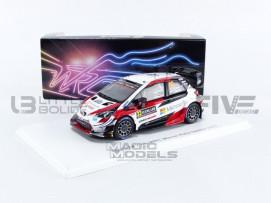 TOYOTA YARIS WRC - WINNER RALLYE SUEDE 2020