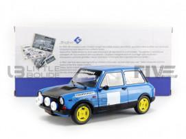 AUTOBIANCHI A112 MK5 - CHARDONNET RALLYE 1980